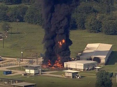 Residents Near Texas Chemical Plant Explosion File Second Lawsuit