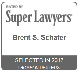 Rated By Super Lawyers 2017